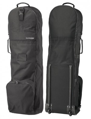 Silverline Travel-Cover, black