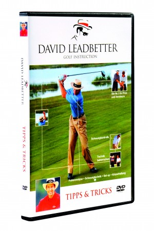 "DVD ""David Leadbetter - Tipps und Tricks"""