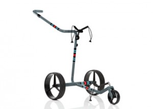 JuCad Carbon Travel Racing Grey Elektrotrolley
