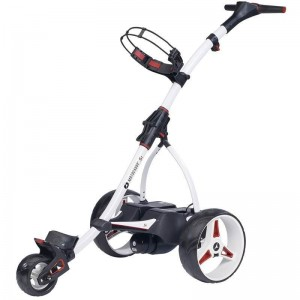 Motocaddy S1, alpinweiß Elektrotrolley
