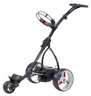 Motocaddy S1, Black Elektrotrolley