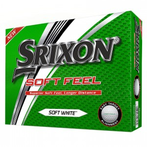 Srixon SoftFeel Golfball