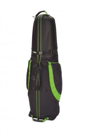 Bag Boy T10 Travelcover, black/lime green