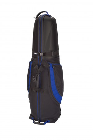Bag Boy T10 Travelcover, black/royal