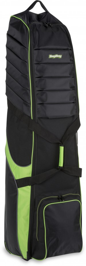Bag Boy T750 Travelcover, black/lime