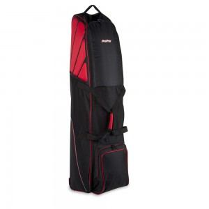 Bag Boy T650 Travelcover, black/red