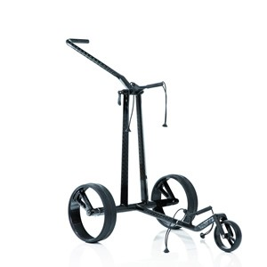 Jucad Carbon Phantom manuell Golftrolley