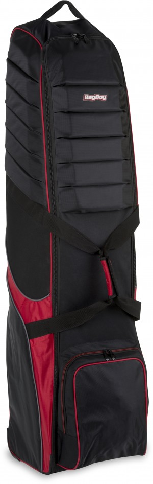Bag Boy T750 Travelcover, black/red