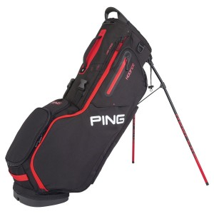 Ping Hoofer Carry Bag, navy,red,white