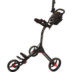 Bag Boy Trolley Compact C3, black/red