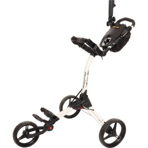 Bag Boy Trolley Compact C3, white/black