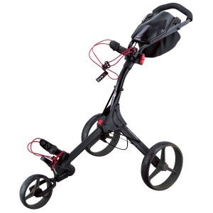 BIG MAX Golftrolley IQ+ schwarz