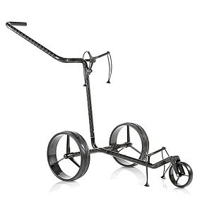 JuCad Carbon 3 Rad Golftrolley