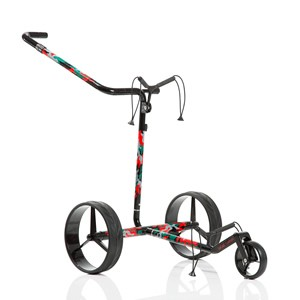 JuCad Carbon Travel Camouflage Elektrotrolley