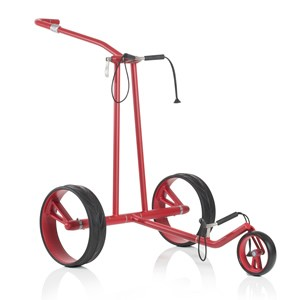 Jucad Phantom Titan Red Elektrotrolley
