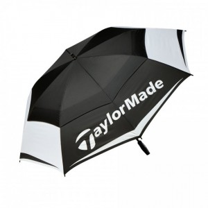 """Taylor Made Double Canopy 64"""", black  Golfschirm"""