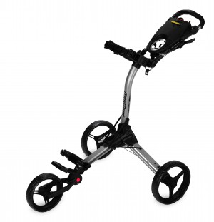 Bag Boy Trolley Compact C3, silver/black