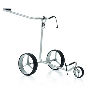 JuCad Titan 3 Rad Golftrolley