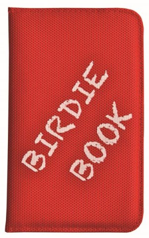 Silverline Scorecard Buddy, Birdie Book