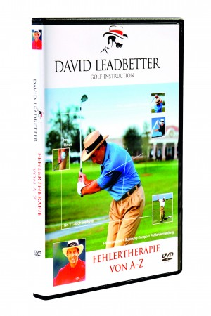 "DVD ""David Leadbetter - Fehlertherapie von A-Z"""