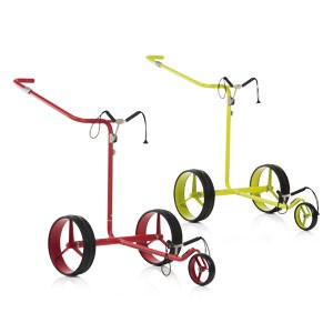 JuCad Red Devil Titan Elektrotrolley