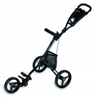 Bag Boy Express DLX Pro Trolley, black/charcoal