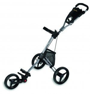 Bag Boy Express DLX Pro Trolley, silver/black