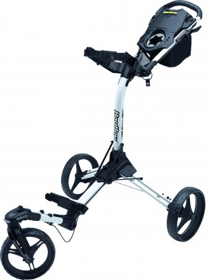 Bag Boy TriSwivel 2.0 Trolley, white/black