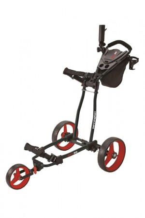 Bennington CFT-88 Trolley, black/red
