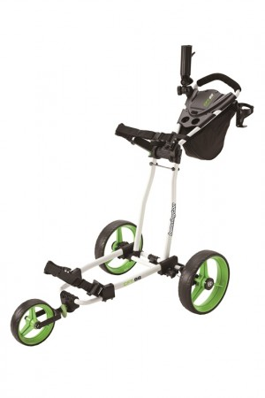 Bennington CFT-88 Trolley, white/lime